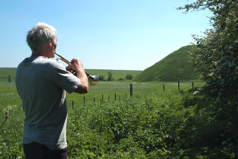 Ode to Silbury Hill