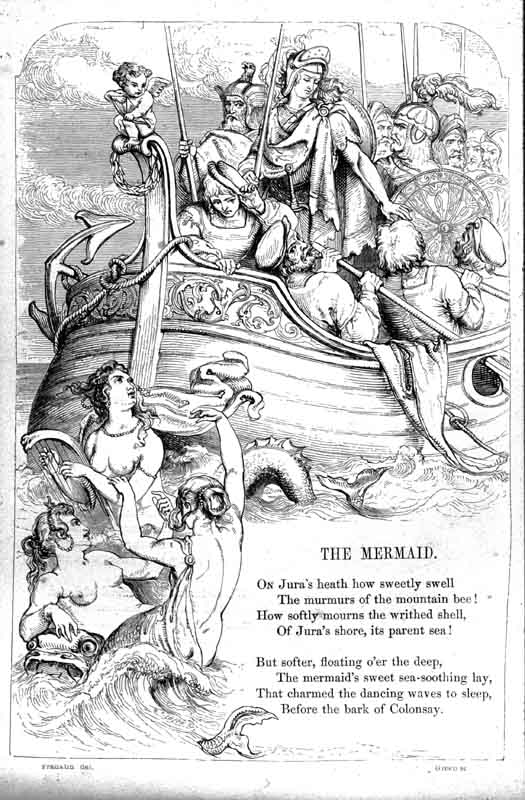 Frontispiece The Mermaid