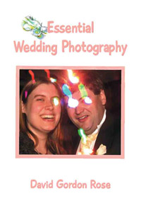 Essential Wedding Photography cover