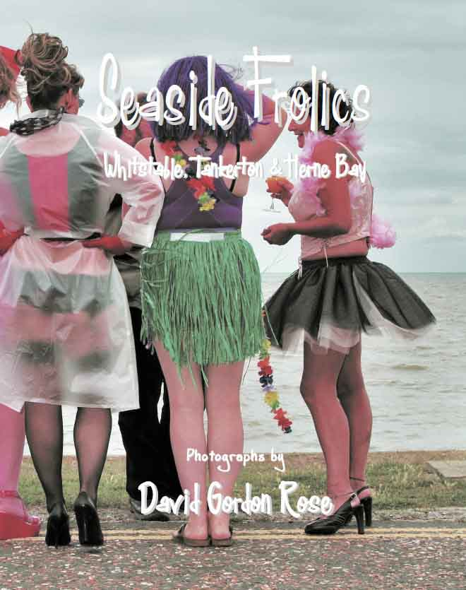 Seaside Frolics front cover